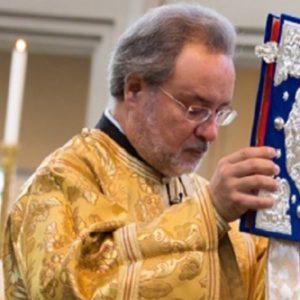 Π. Ιωάννης Χρυσαυγής: Η Θεία Ευχαριστία και η σωτηρία του καθενός μας