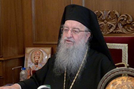 Μητροπολίτης Θεσσαλονίκης κ. Άνθιμος: Η χριστιανική πίστη μπορεί να διορθώσει τον άνθρωπο