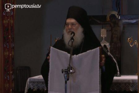 Η Παναγία ως Γερόντισσα των μοναστηριών