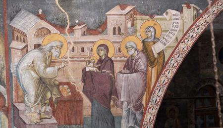 Παρακολουθείστε Ζωντανά την Ημερίδα: «Ο ναός του Πρωτάτου και ο ζωγράφος του»