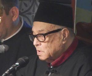 Το Τμήμα Θεολογίας του ΑΠΘ τιμά τον Άρχοντα Πρωτοψάλτη Χαρίλαο Ταλιαδώρο