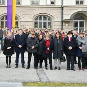 Η Ιερά Μητρόπολη Γερμανίας στην Ημέρα Μνήμης για τους αναπήρους-θύματα του χιτλερικού καθεστώτος