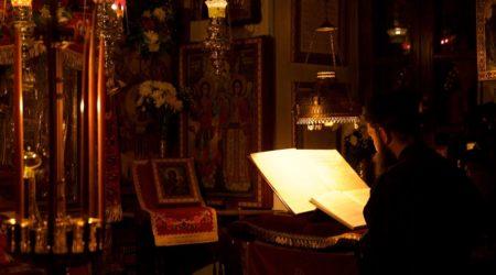Πανήγυρη Αγίας Άννης στο ομώνυμο Ιβηρίτικο Κελλί, Γέρων Αντύπας (21/12/2017)