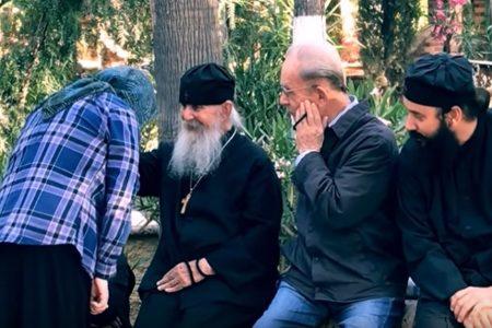 «Θεού θέα» : ντοκιμαντέρ για τη ζωή και το έργο του Γέρ. Εφραίμ της Αριζόνα