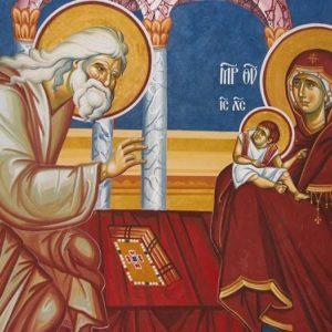Η εορτή της Υπαπαντής ως εκπλήρωση της τελετουργίας του Μωσαϊκού Νόμου