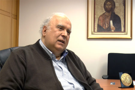 Προσευχή εκ στόματος νηπίων… Ο Γέρων Εφραίμ Κατουνακιώτης και τα παιδιά