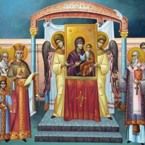 Α΄ Κυριακή των Νηστειών: Κυριακή της Ορθοδοξίας