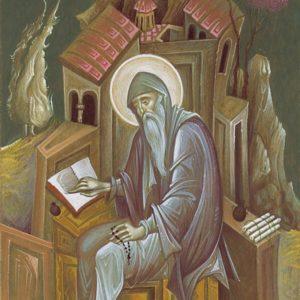 Άγιος Νείλος ο Ασκητής: Εκείνος που αγαπά το Θεό, συνομιλεί πάντοτε μαζί Του σαν γιος προς πατέρα!