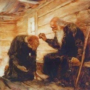 ΛΟΓΟΣ Κ΄: Περί της μετανοίας, την οποία όφειλε να επιδείξει ο επίσκοπος της  Τβερ