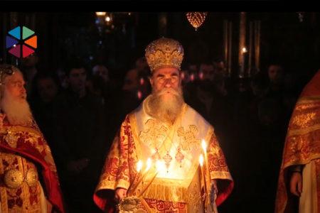 Στιγμιότυπα από την Πανήγυρη της Παναγίας Παραμυθίας και του Αγ. Μαξίμου του Γραικού (2018)
