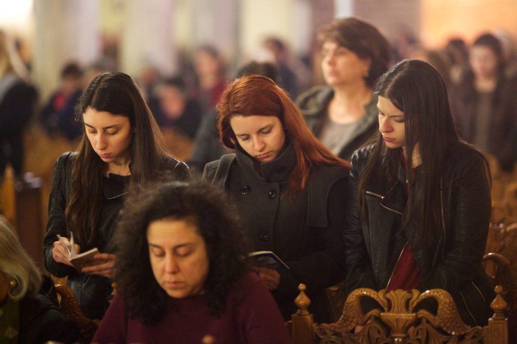 Πορεία προς το Πάσχα στην Βυζαντινή Θεσσαλονίκη: Γ΄ Χαιρετισμοί στην Αχειροποίητο