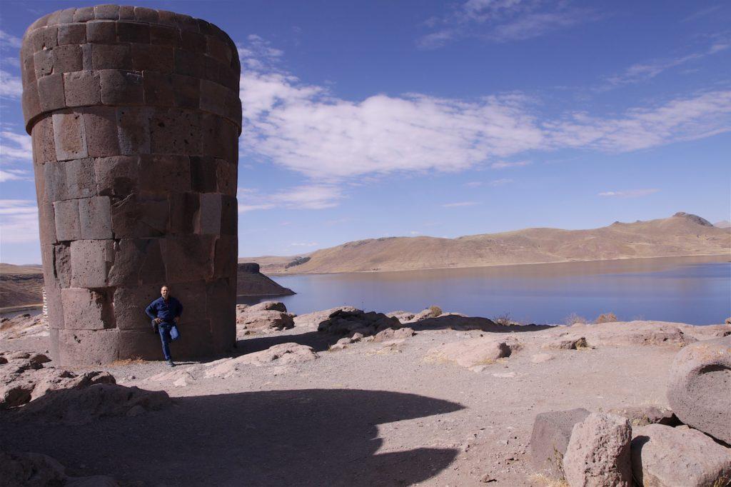 Του Κόσμου τα Γυρίσματα – Περού (Τιτικάκα – Σιγιουστάνη) Αύγουστος του 2016