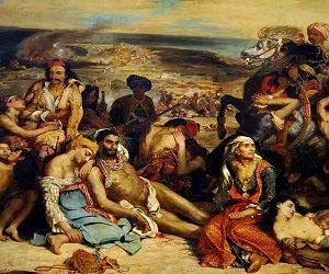 Επέτειος: Η σφαγή της Χίου μέσα από ένα πίνακα και ένα ποίημα Γάλλων Φιλελλήννων