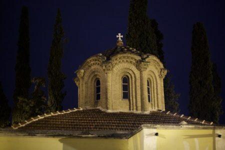 Πορεία προς το Πάσχα στην Βυζαντινή Θεσσαλονίκη: Ι. Μ. Βλαττάδων Μ. Απόδειπνο