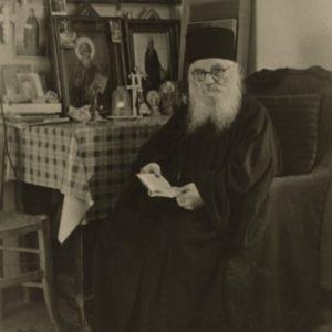 Μαθητεύοντας στον Γέροντα της Αναλήψεως Ιερώνυμο Σιμωνοπετρίτη