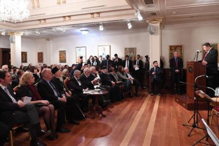 Τιμητική Εκδήλωση: Ο Ίμβριος Οικουμενικός Πατριάρχης