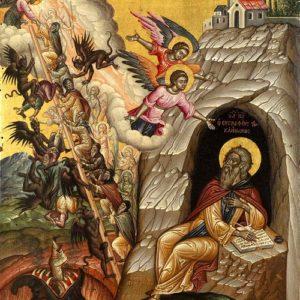 Ο Όσιος Ιωάννης της Κλίμακος φωτεινό παράδειγμα της ηγιασμένης ζωής προς ενίσχυση του ανθρωπίνου γένους