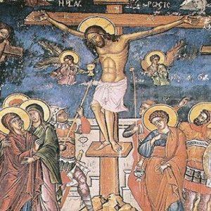 «Κύριε αναβαίνοντός σου εν τω σταυρώ» – Βατοπαιδινός χορός