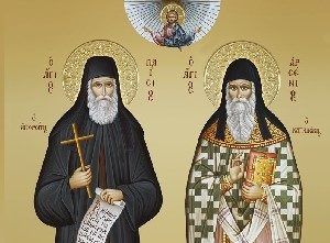 Ο άγιος Αρσένιος ο Καππαδόκης αφήνει διαδόχο του τον άγιο Παΐσιο!
