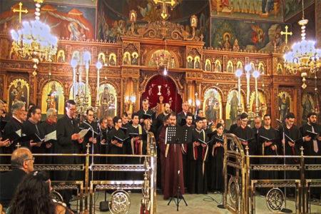 Βυζαντινή Πασχαλινή Δραματουργία «Ο Ωραίος κάλλει…»