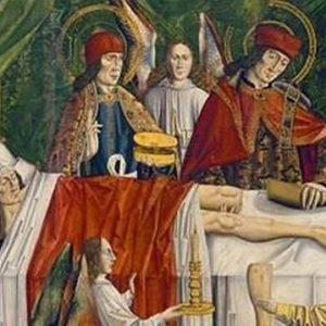 Οι Άγιοι Ανάργυροι έκαναν την πρώτη μεταμόσχευση στον κόσμο