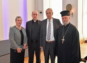 Η Ιερά Μητρόπολη Γερμανίας σε επίσημη εκδήλωση στη Βαυαρική Βουλή για τους Σίντι και Ρομά