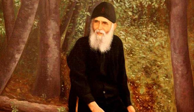Αποτέλεσμα εικόνας για Στη φυλακή με τον Άγιο Παΐσιο