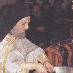 Γέρων Αιμιλιανός Σιμωνοπετρίτης: Ο Κύριος λυτρώνει «εκ φθοράς» την ζωή μας