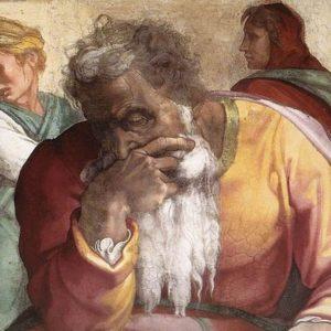 Ο Θλιμμένος Προφήτης: Η θεολογική προσωπικότητα του προφήτη Ιερεμία