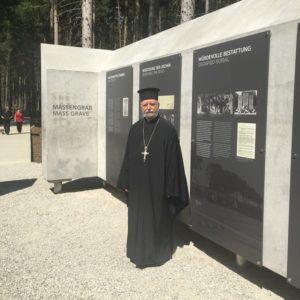 Η Ιερά Μητρόπολη Γερμανίας στα επίσημα εγκαίνια του Μνημείου Θυμάτων Mühldorf