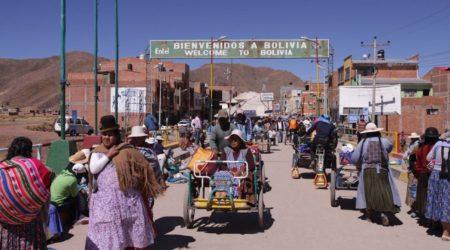 Του Κόσμου τα Γυρίσματα «Περού-Βολιβία Σύνορα, Τιαχουανάκο, Κοπακαμπάνα, Νησί του Ήλιου, Αύγουστος του 2016»