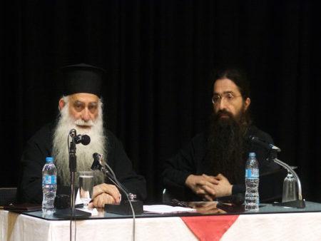 O Μητροπολίτης Σισανίου και Σιατίστης Παύλος ομιλεί για τον Άγιο Ιάκωβο (Τσαλίκη) στη Λαοδηγήτρια