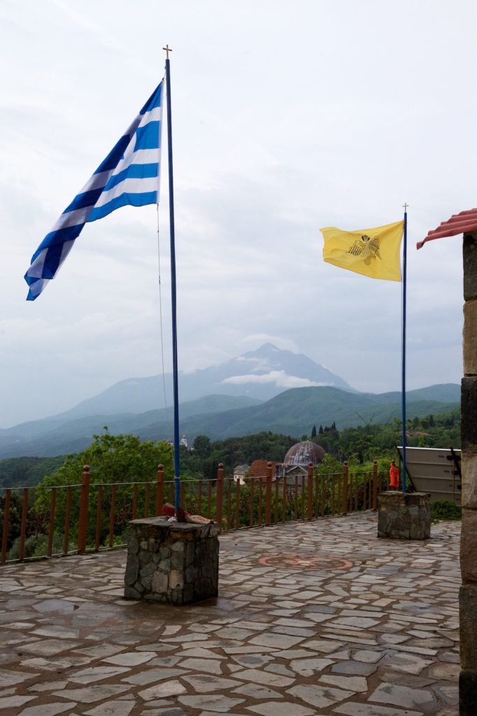Άγιον Όρος: Κελλίον Αγίου Γεωργίου Φανερωμένου