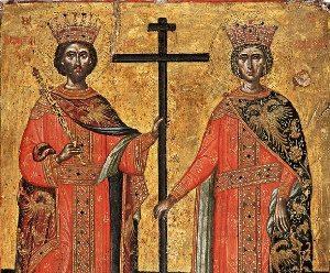 Οι Άγιοι Κωνσταντίνος και Ελένη στήριξαν και έθρεψαν την οικουμένη!