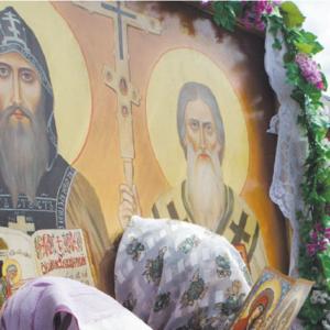 Οι Άγιοι Κύριλλος και Μεθόδιος στη Βασιλεύουσα – Η Ιεραποστολή