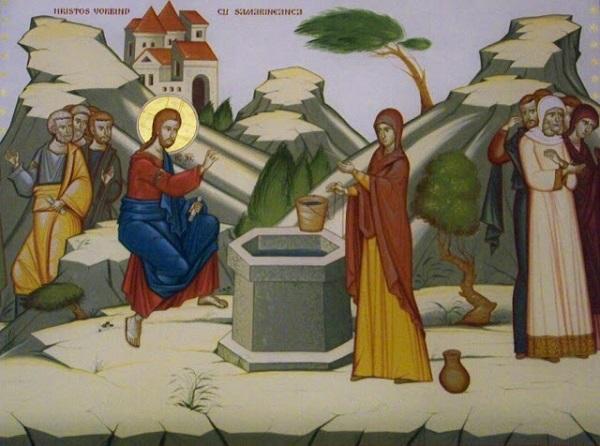 Αληθινοί Προσκυνητές του Θεού (Ιω. δ, 5-42)   Πεμπτουσία