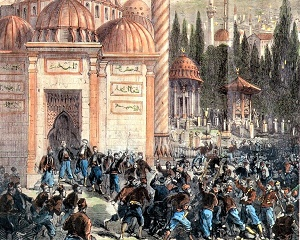 Η σφαγή των προξένων της Θεσσαλονίκης τον Μάιο του 1876