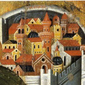 Βυζαντινή Θεσσαλονίκη. Εκδηλώσεις 18 – 19 Οκτωβρίου 2019