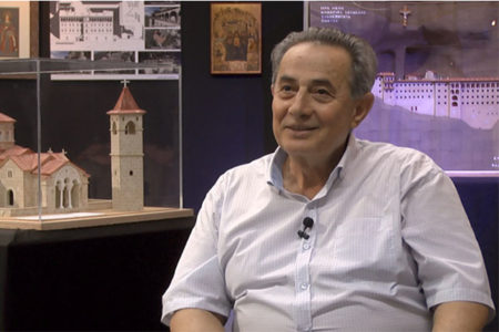 Κώστας Φωτιάδης: Β' μέρος της ξενάγησης στην έκθεση «Πόντος, Δικαίωμα και υποχρέωση στη μνήμη»