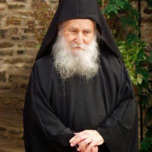Ο Γέρων Ιωσήφ Βατοπαιδινός «ετελειώθη εν τη αγάπη ως εκλεκτός του Θεού»