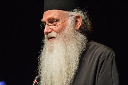 """Μεσογαίας Νικόλαος: """"Άρρωστη"""" η σχέση Εκκλησίας-Πολιτείας -Έχω υπάρξει """"άθεος"""" για έξι χρόνια"""