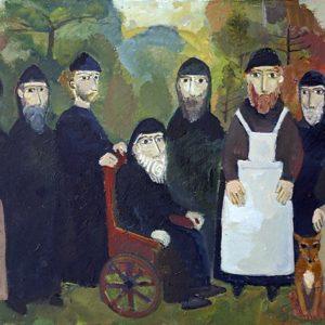 Η ελευθερία ρυθμίζει τις σχέσεις μεταξύ των μοναχών
