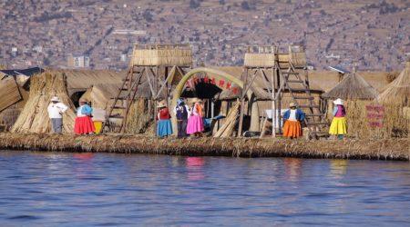 Του Κόσμου τα Γυρίσματα – Περού, Πούνο, Νησιά Ούρος, Αρεκίπα.