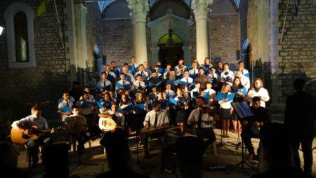 «Ἀθωνιτῶν  τήν  καλλονήν»: Εκδήλωση Σχολής Βυζαντινής Μουσικής Ι. Μ. Αιτωλίας και Ακαρνανίας