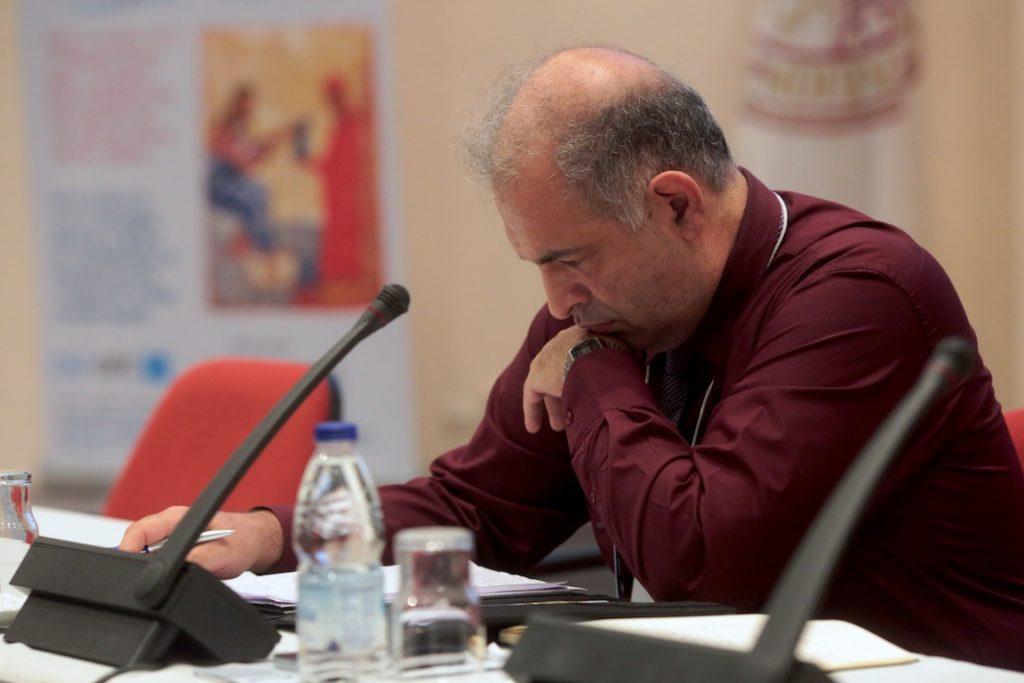 Αγιασμός και Έναρξη Εργασιών 2ου Διεθνούς Συνεδρίου DOMPC 18