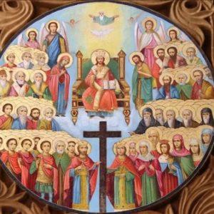 Νέφος Μαρτύρων (Κυριακή Αγίων Πάντων)