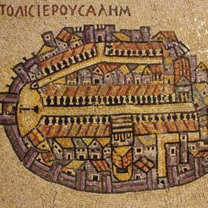Ιερουσαλήμ, η πόλη του Θεού