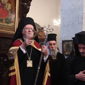 Οικουμενικός Πατριάρχης: Αγαπούμε και προστατεύουμε το Άγιον Όρος