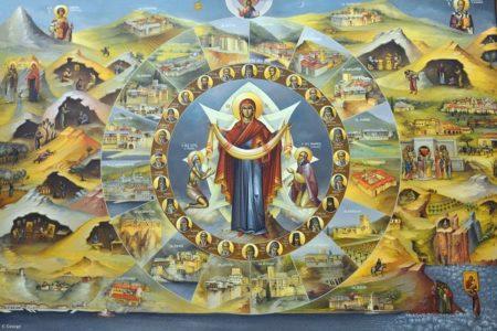 Οι 1508 ψηφίδες του Ακαθίστου Ύμνου