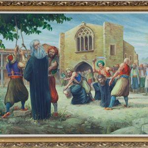 Η 9η Ιουλίου 1821 στην Κύπρο
